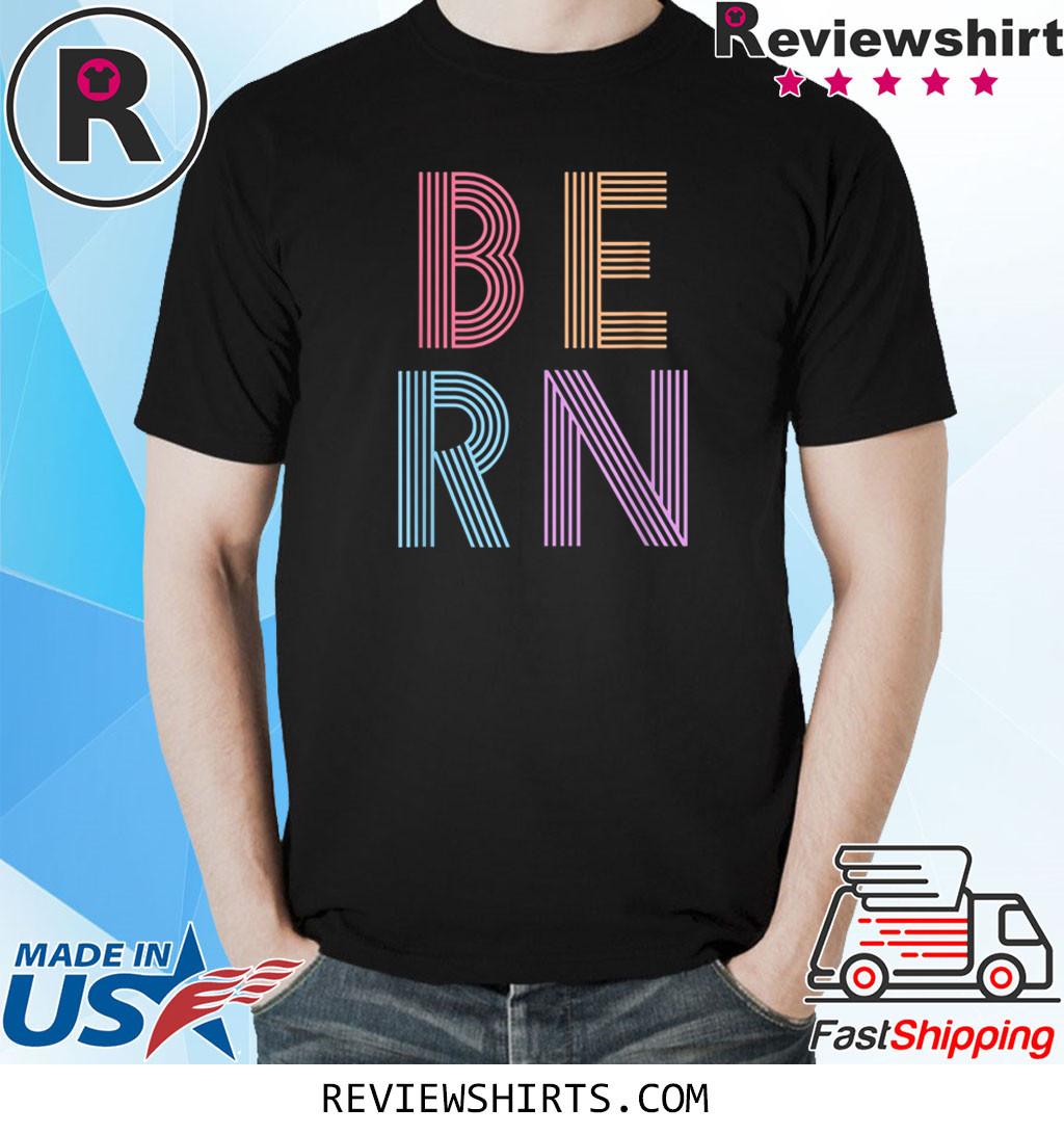Retro Vintage Bernie Sanders BERN 80s 90s T-Shirt