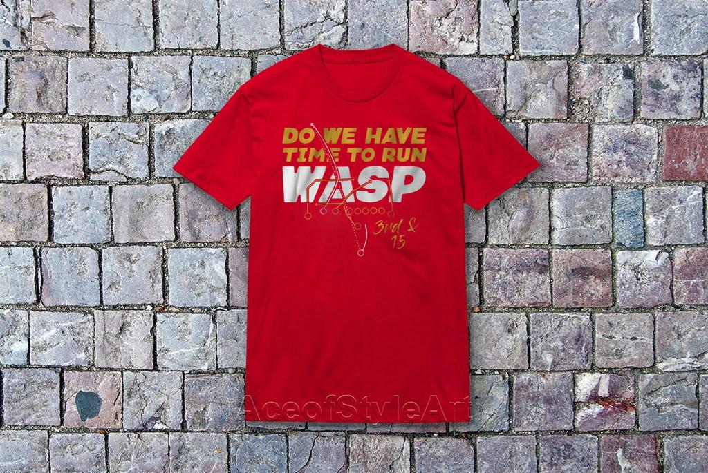 Run Wasp Kansas City Football Shirt