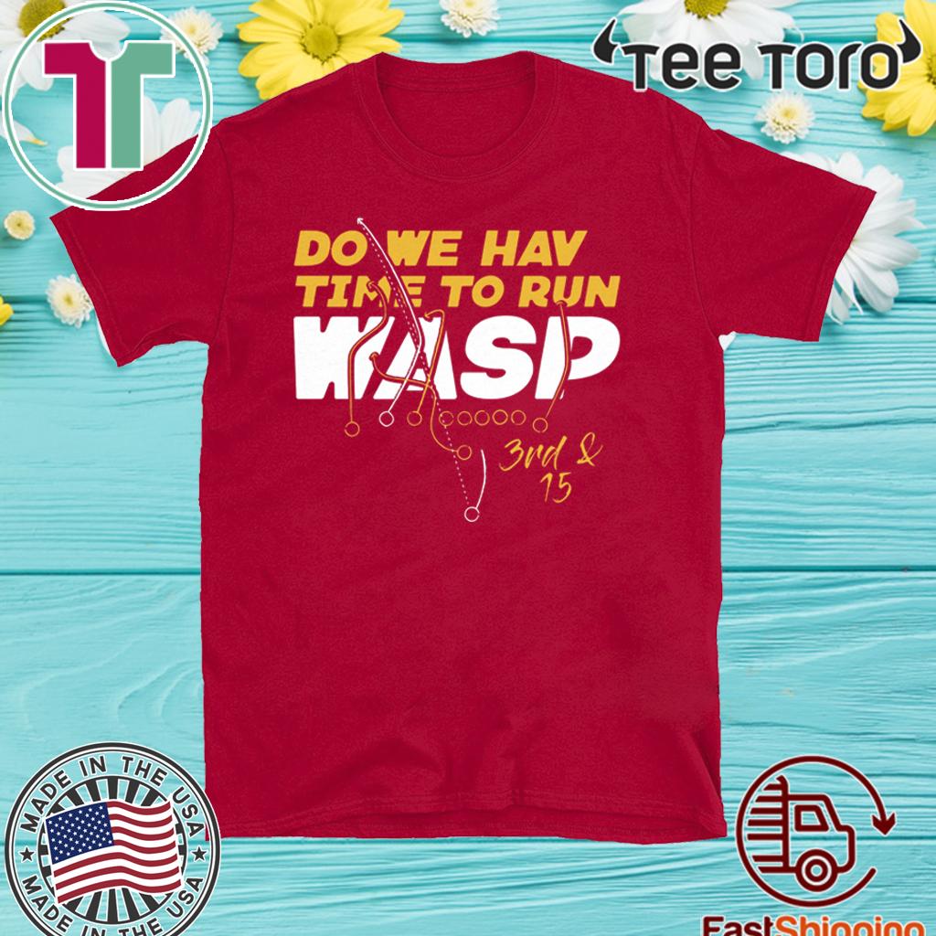 Run Wasp Shirt - Kansas City Football 2020 T-Shirt