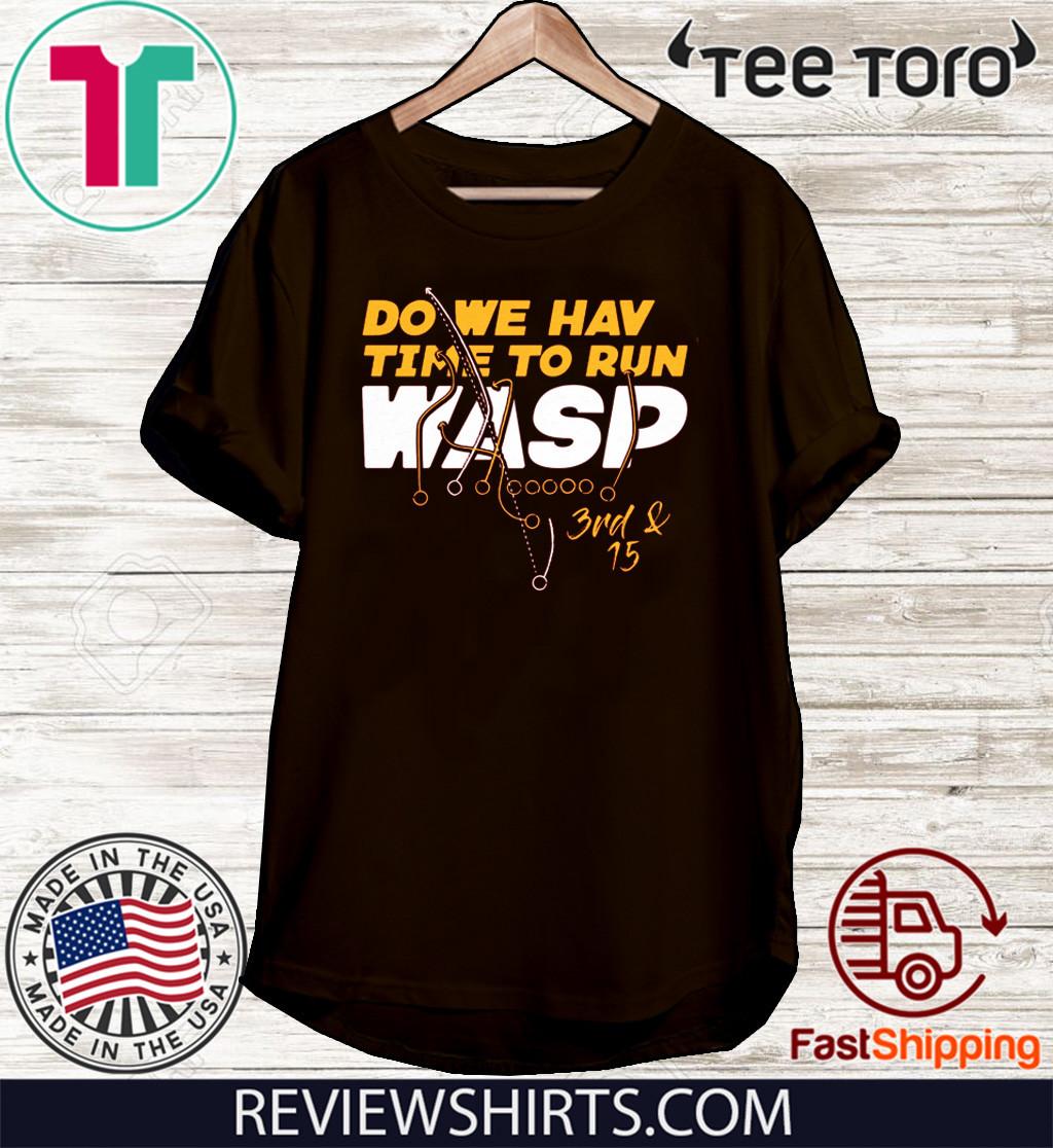 Run Wasp Shirts - Kansas City Football