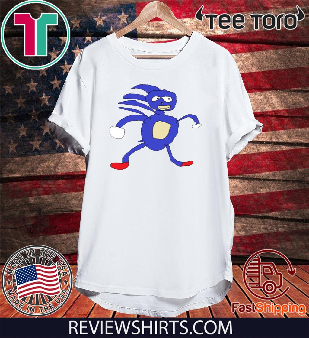 Sanic Slim Fit 2020 T-Shirt