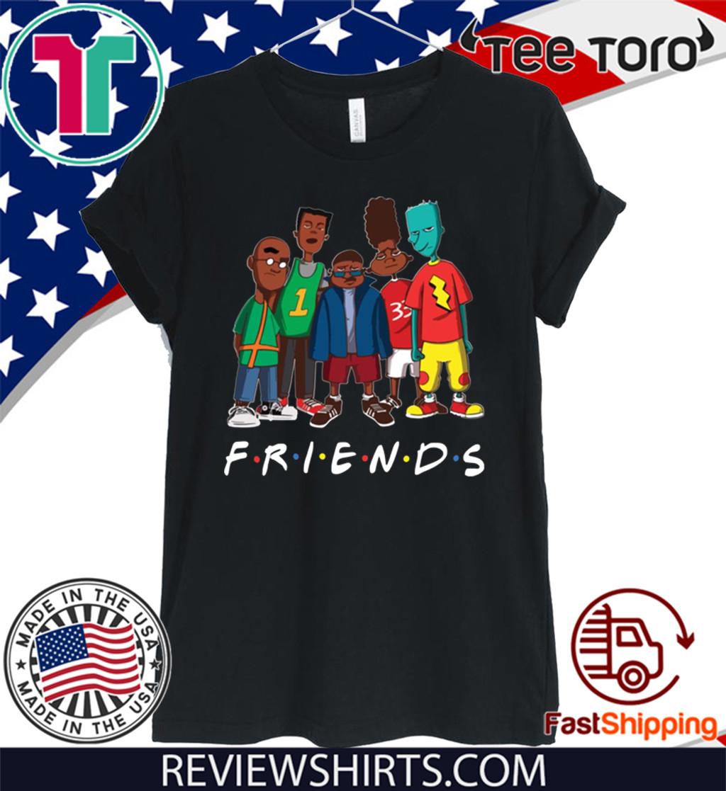 Skeeter Doug, Fillmore, Recess Vince, Sticky FRIENDS Shirt