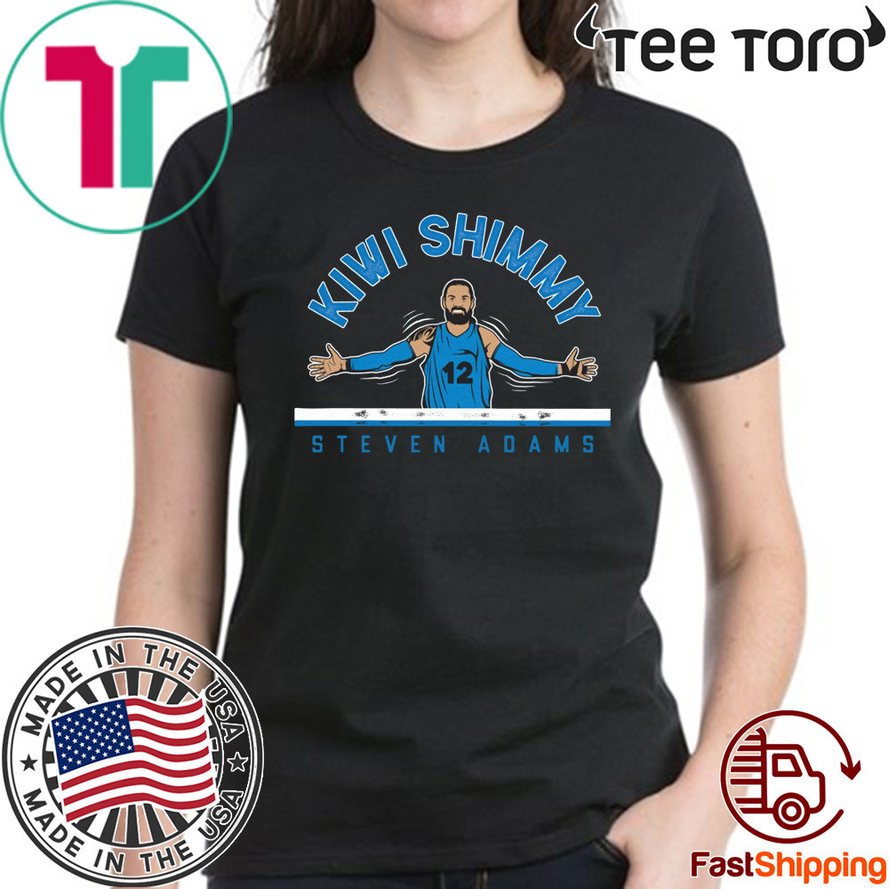 Steven Adams Kiwi Shimmy 2020 T-Shirt