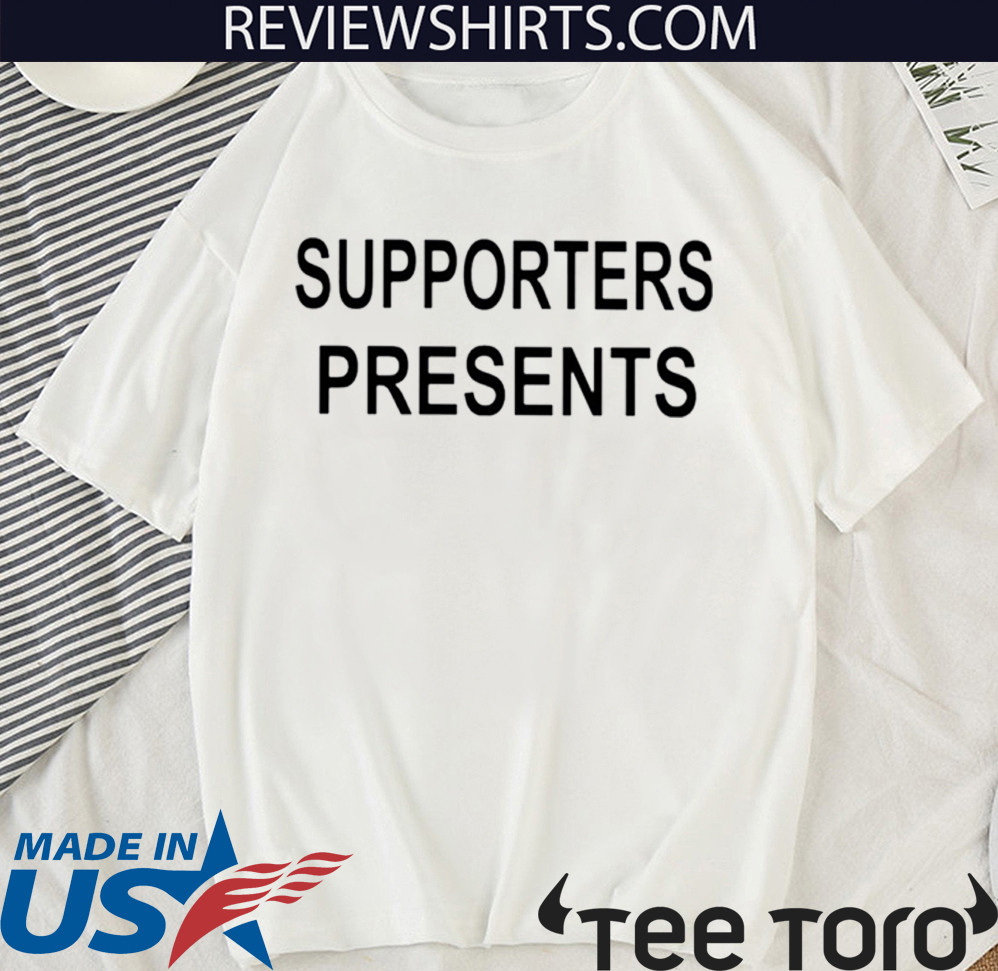 Supporters Presents 2020 T-Shirt