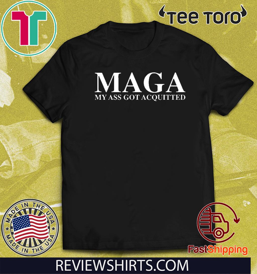 TEED MAGA ACQUIT SHIRT