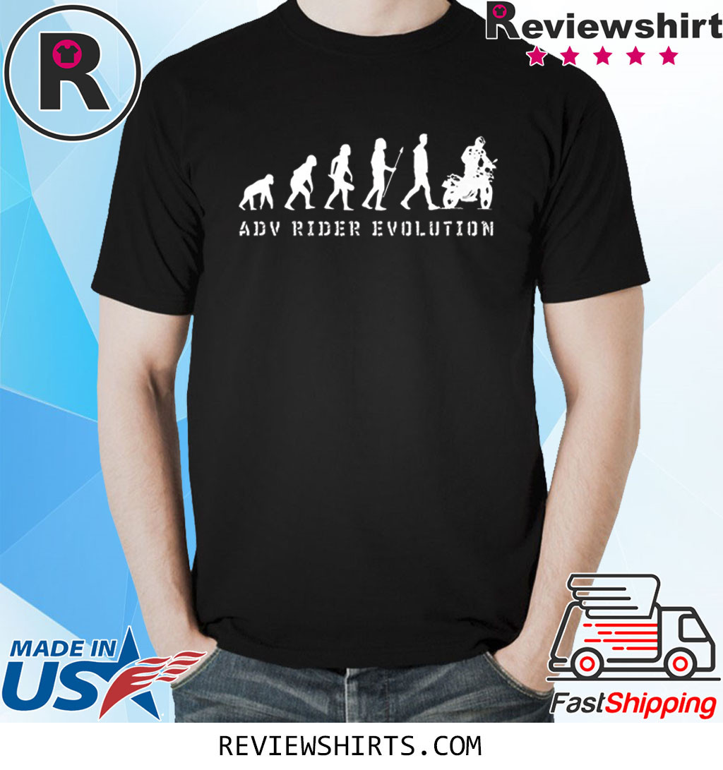 The Evolution of the ADV Rider Shirt