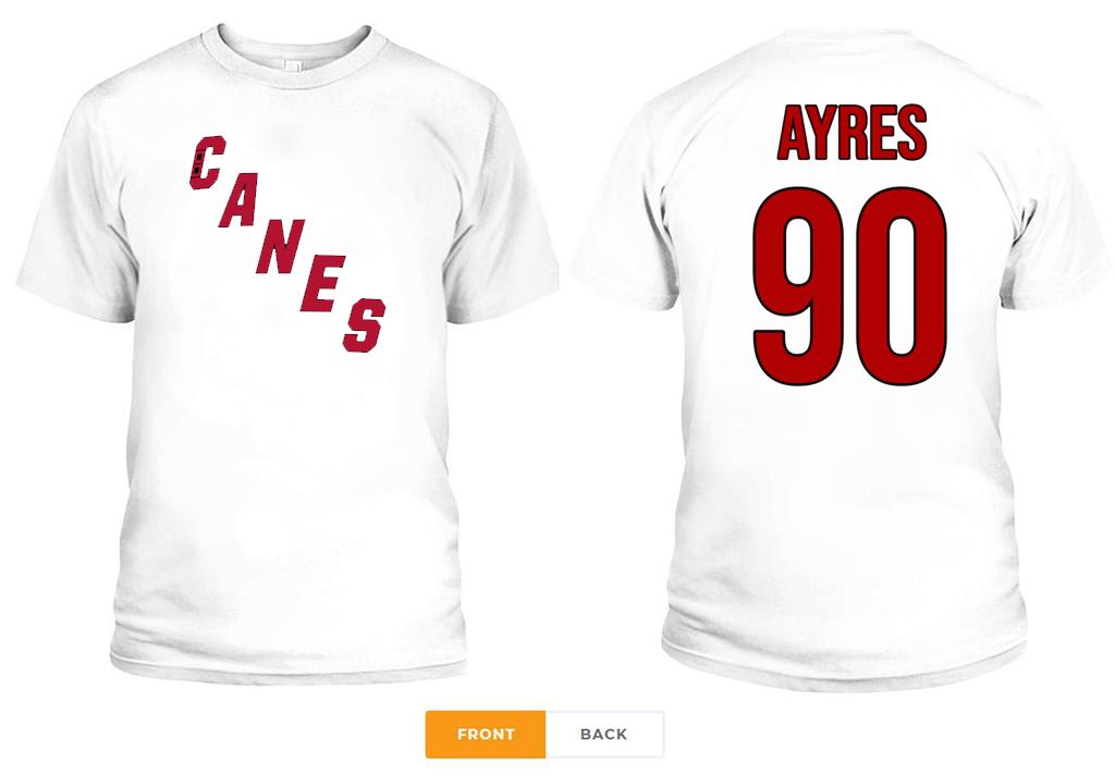 David Ayres Canes 90 Shirt