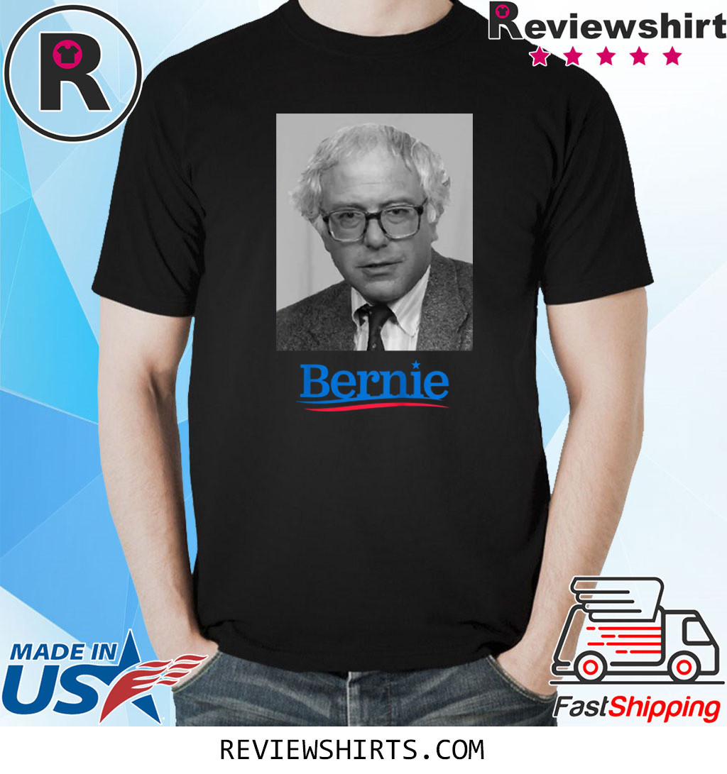 US Senator Presidential Elect 2020 Young Bernie Sanders T-Shirt