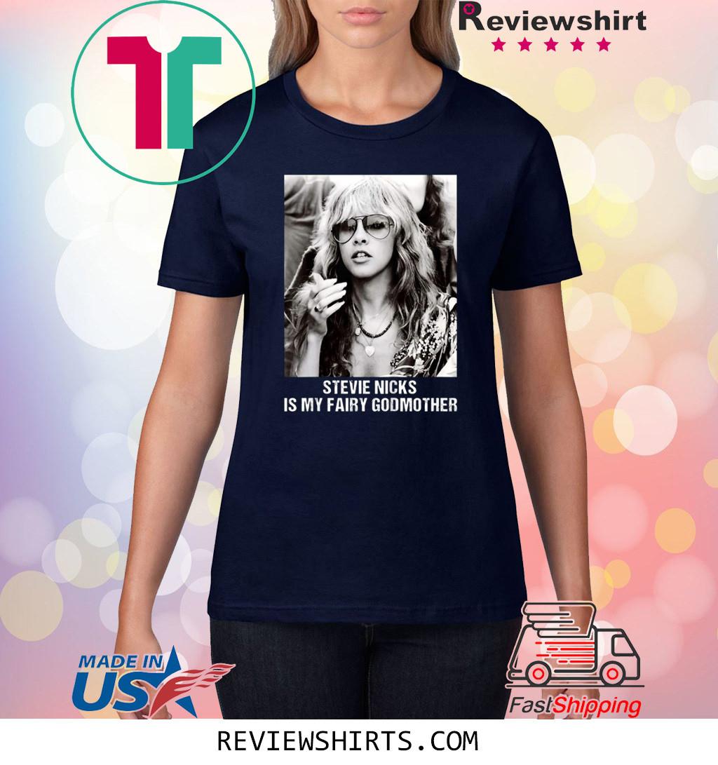 Vintage Stevie Nicks Love Is My Fairy Godmother T-Shirt