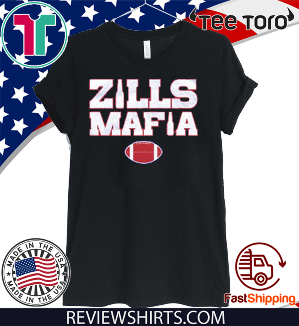 Zillion Beers Mafia 2020 T-Shirt