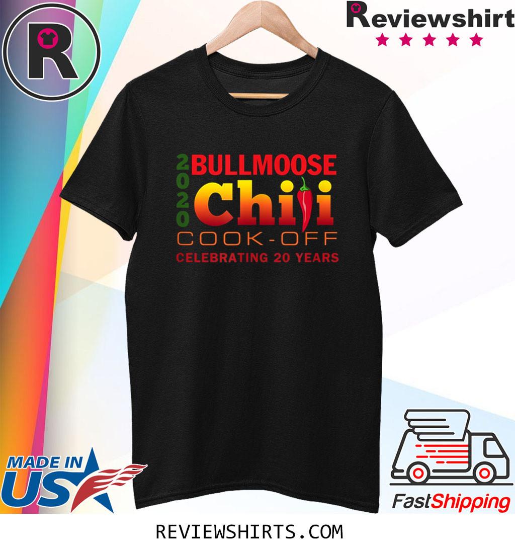 2020 Bullmoose Chili Cookoff T-Shirt