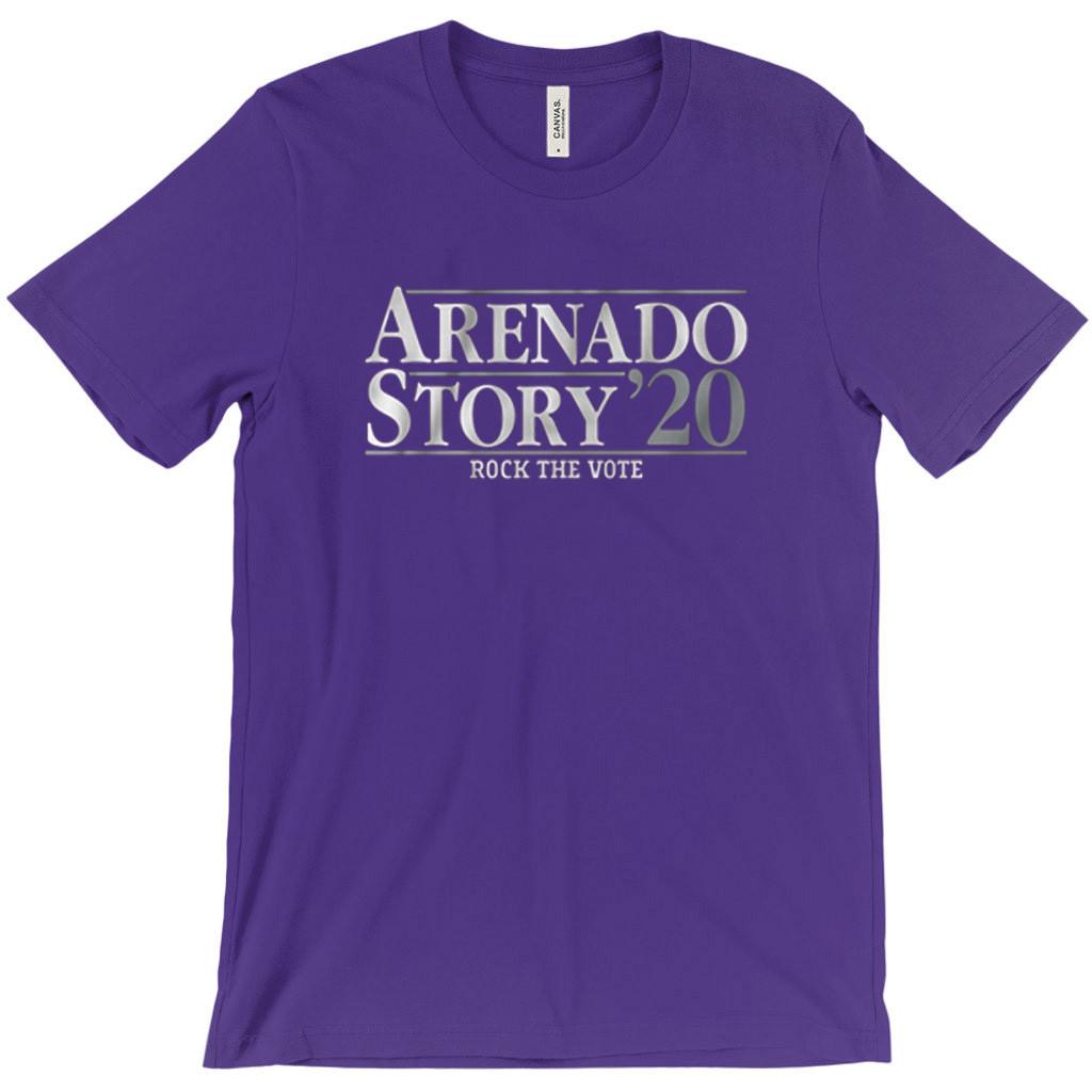 Arenado Story 2020 T-Shirt