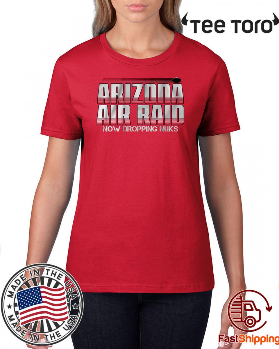 Arizona Air Raid Shirt - Phoenix Football