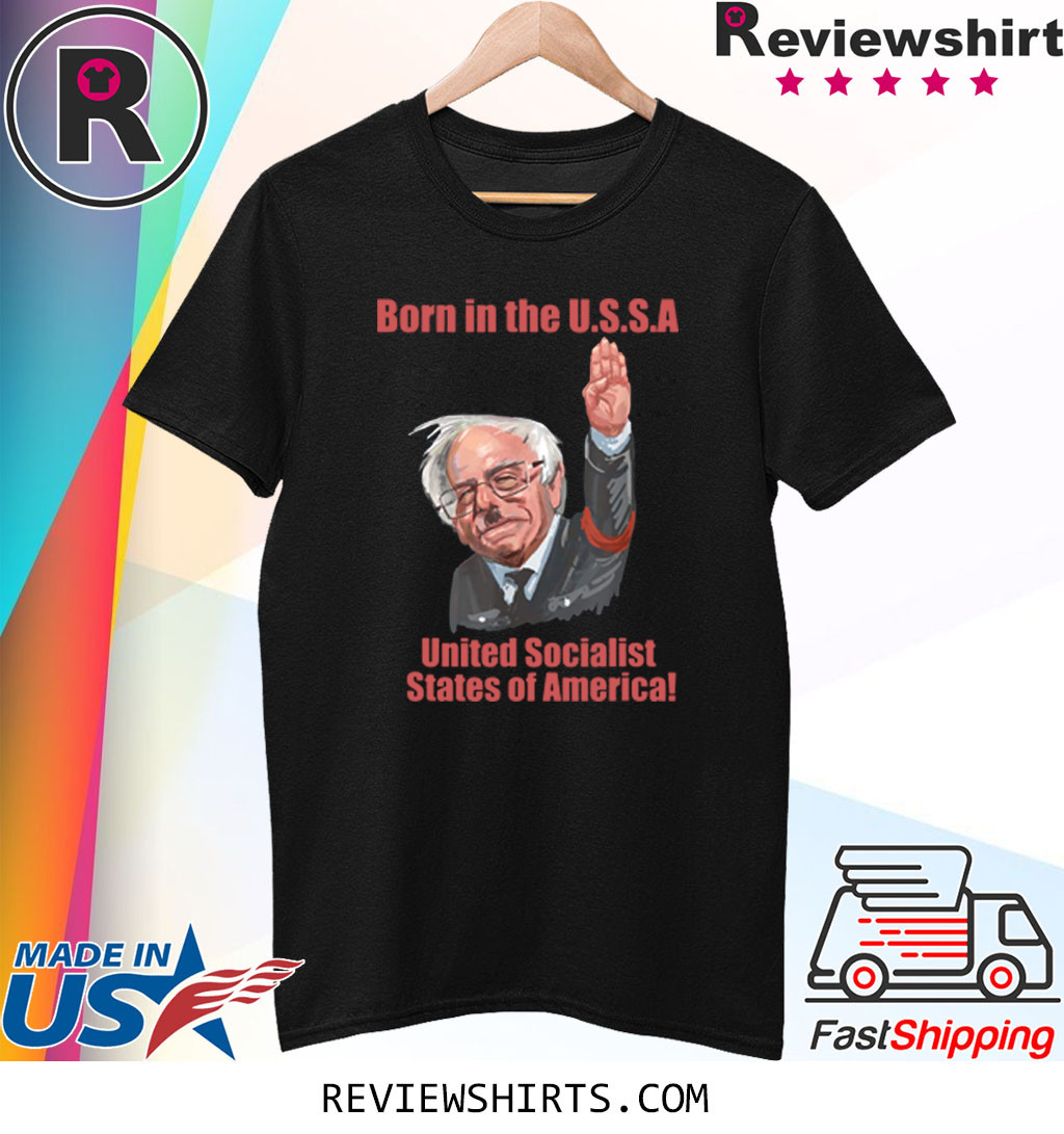 Born in the USSA T-Shirt