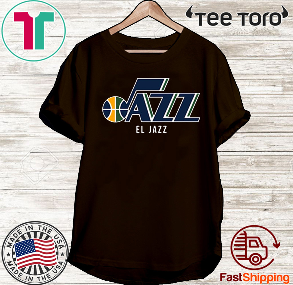 Allbluea El jazz T-Shirt - Limited Edition