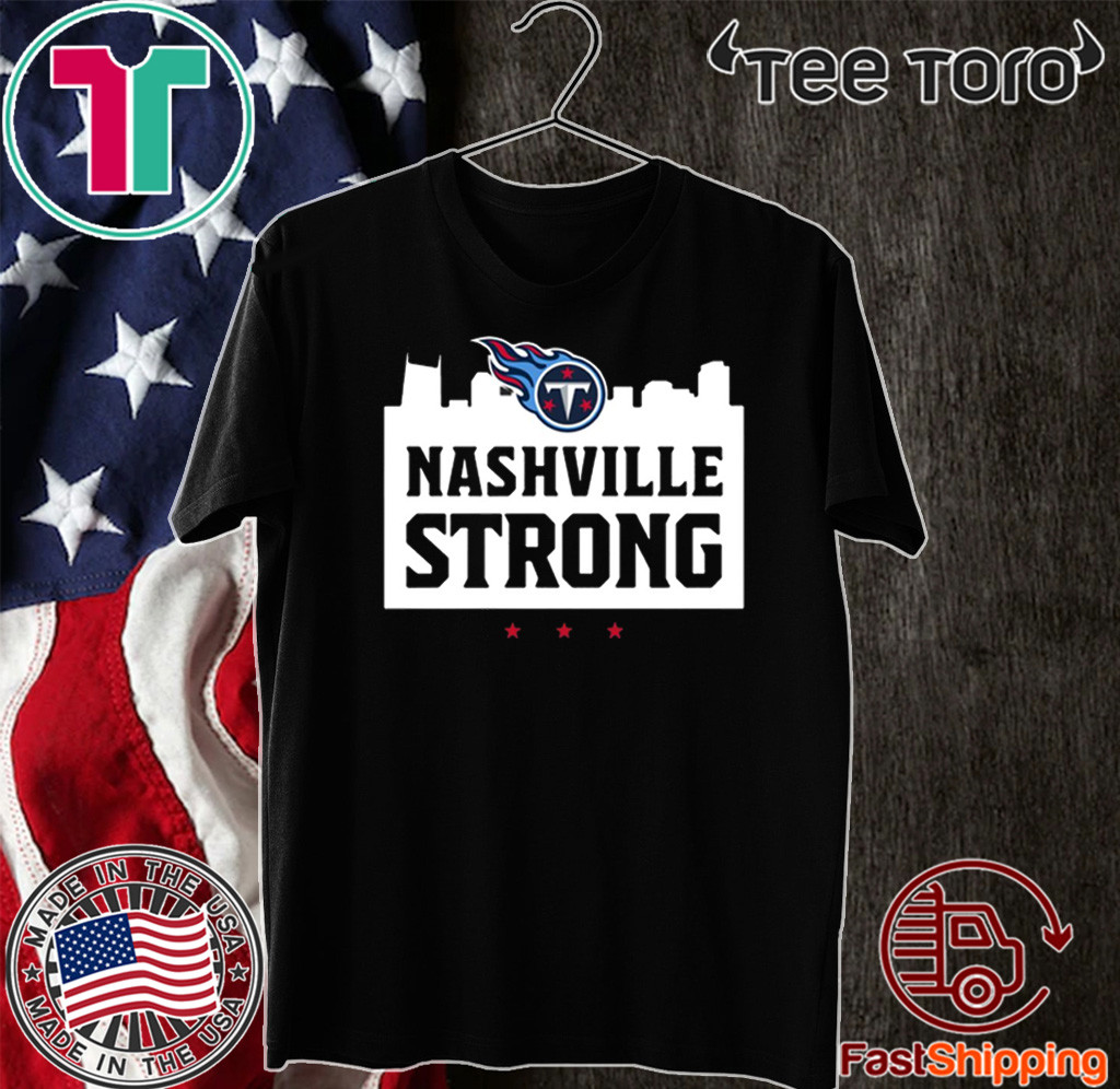Nashville Strong Titans 2020 T-Shirt