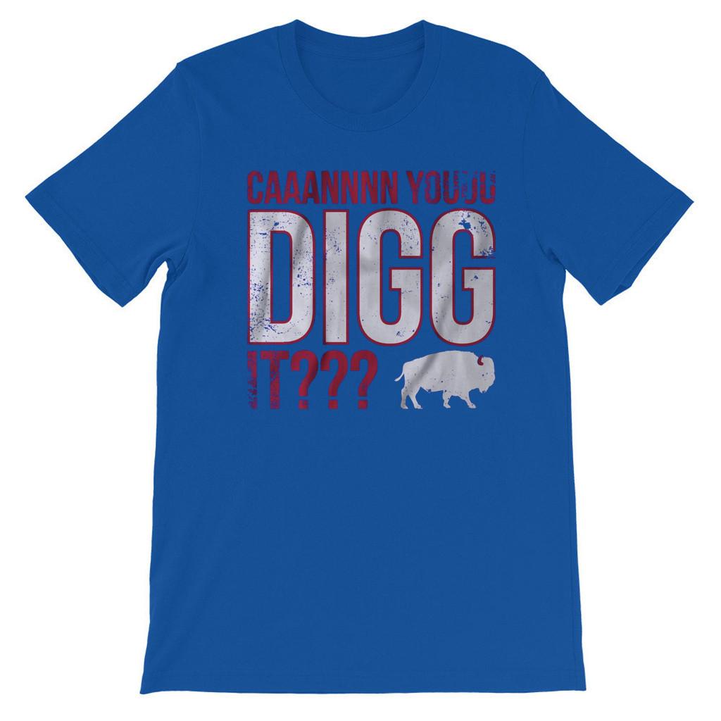 Can You Digg It Buffalo Football Shirt