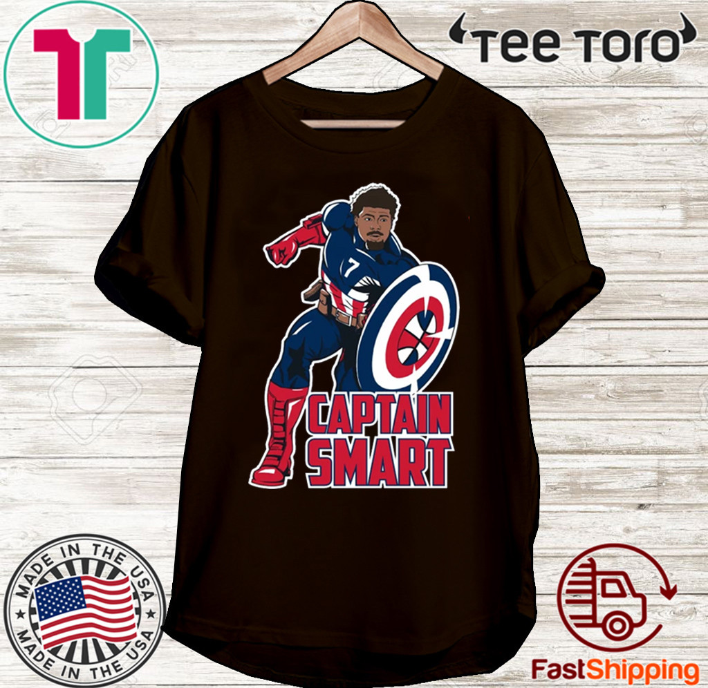 Boston Celtics CAPTAIN SMART 2020 T-Shirt