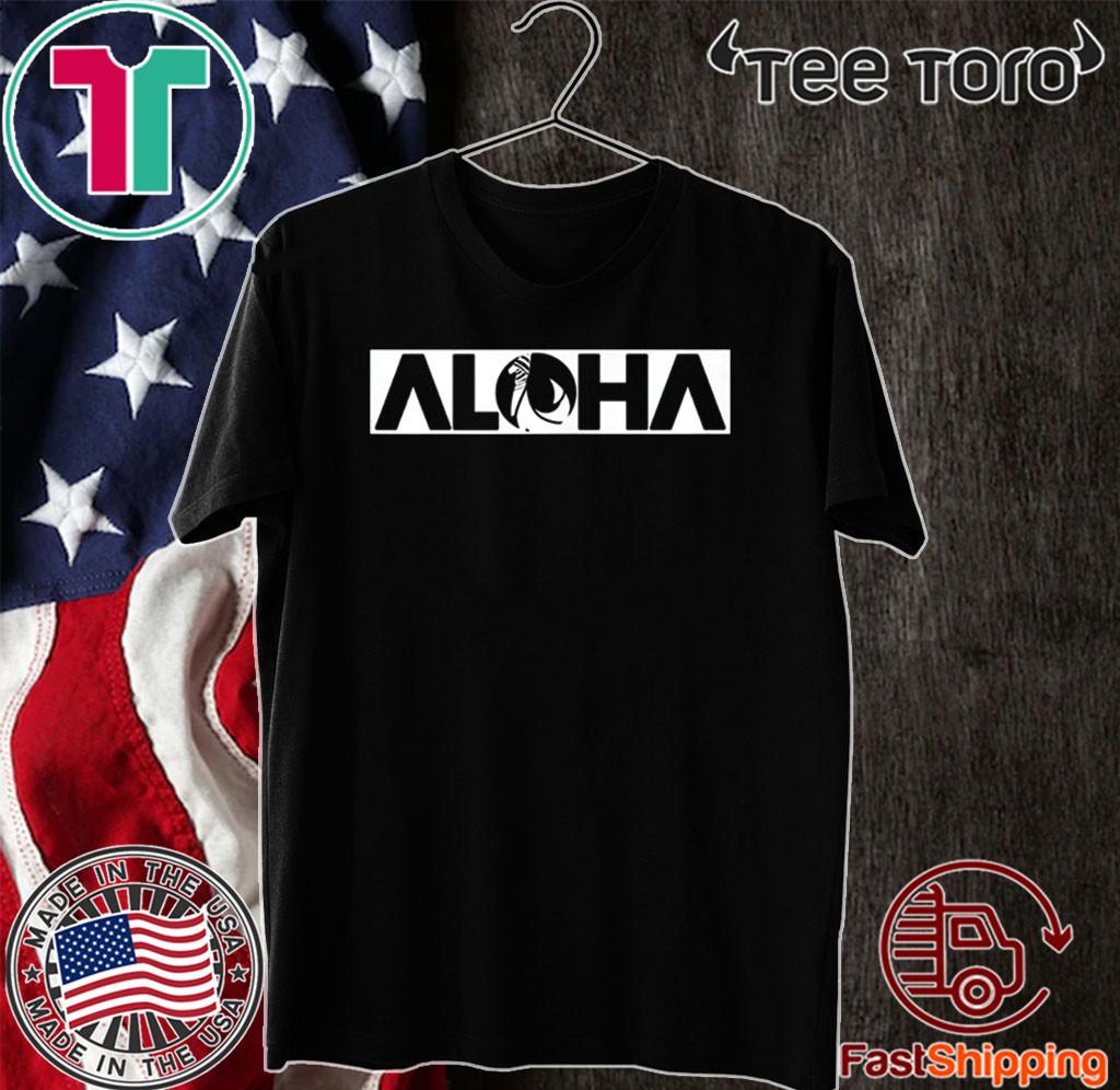 Deep Blue ALOHA Makau 2020 T-Shirt