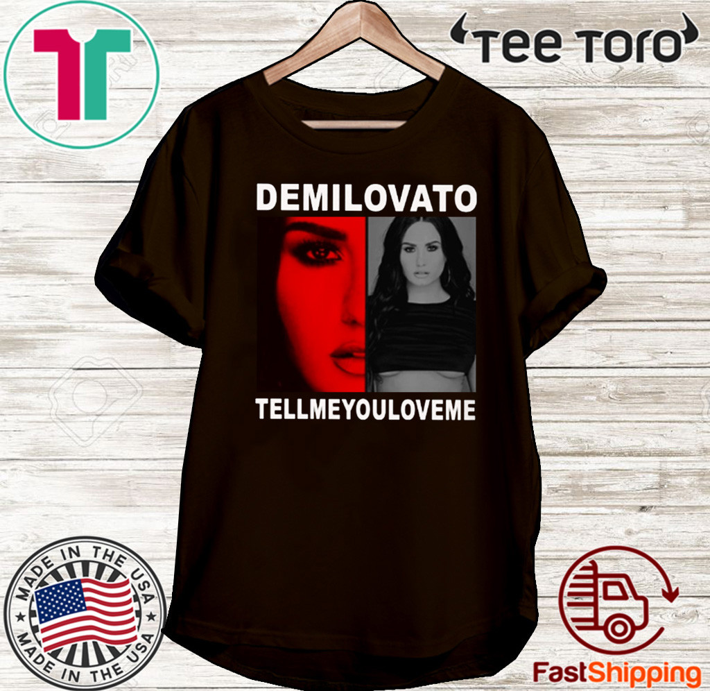 Demi Lovato T-Shirt - Limited Edition
