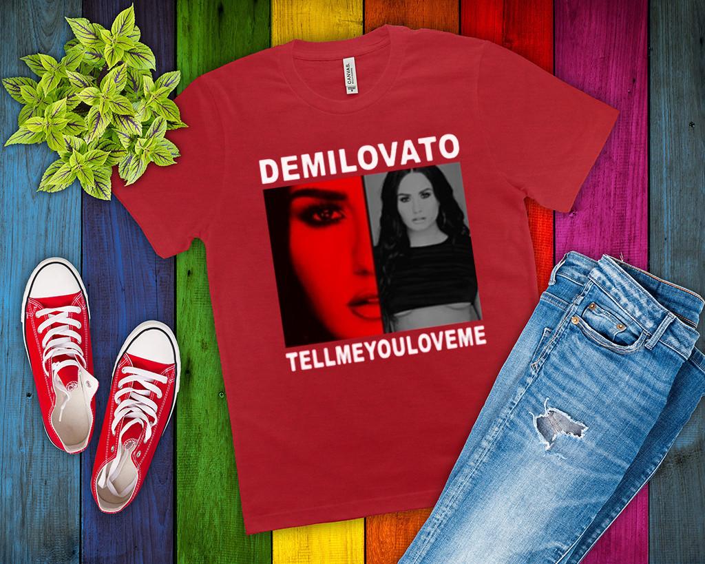 Demi Lovato Tell Me You Love Me 2020 T-Shirt