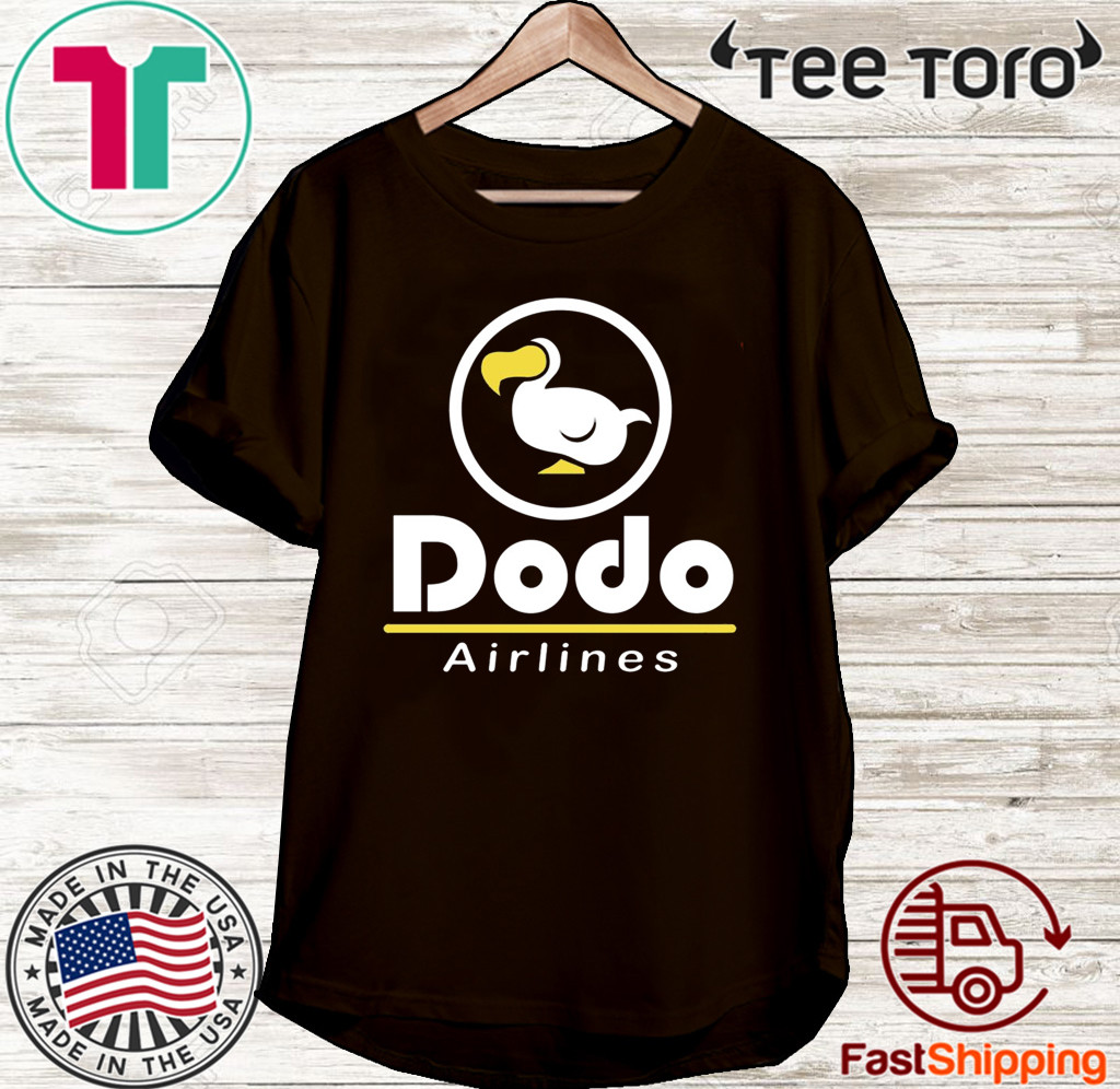 Dodo Airlines T-Shirt