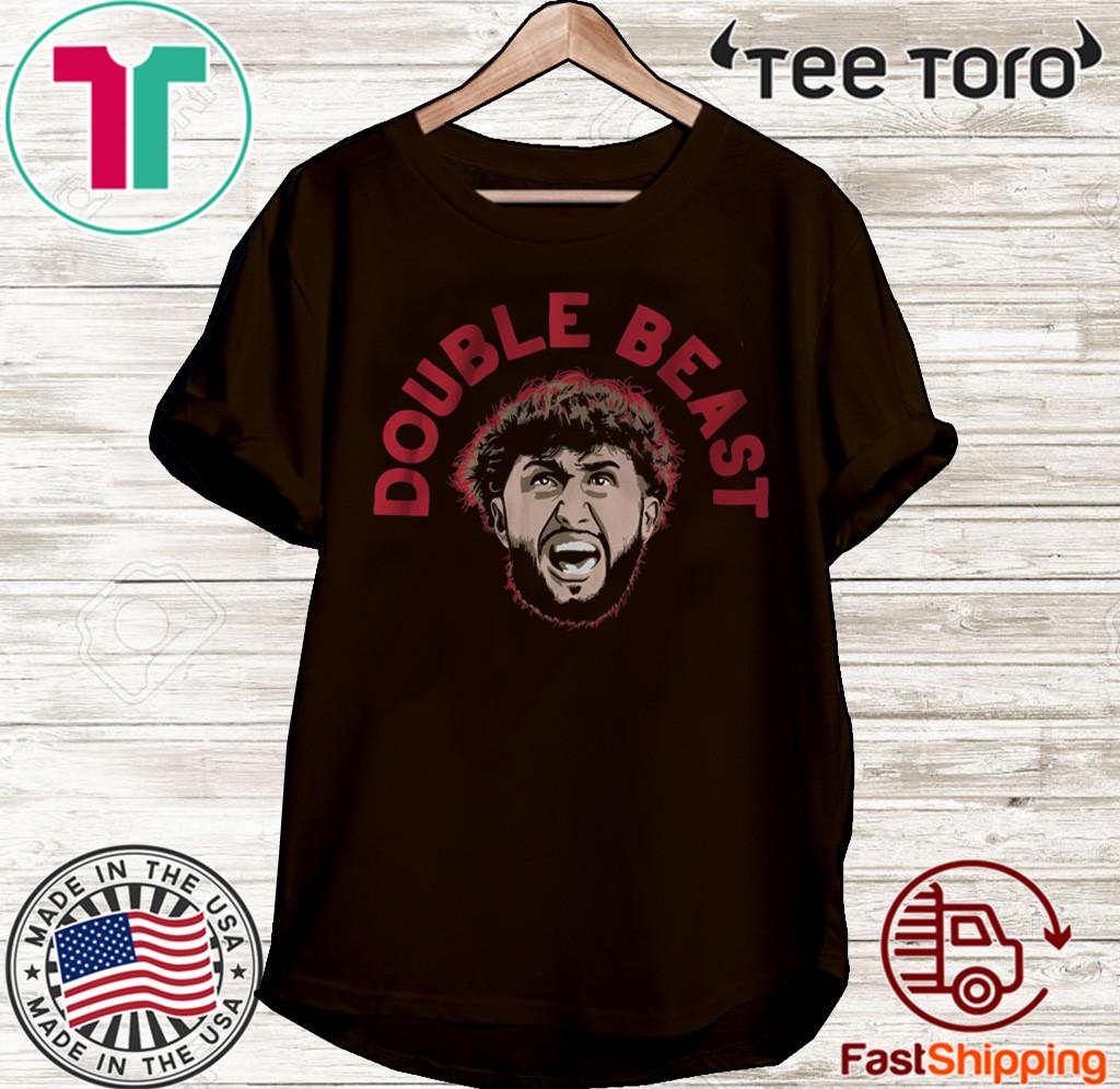 Jusuf Nurkic Shirt - Double Beast Portland