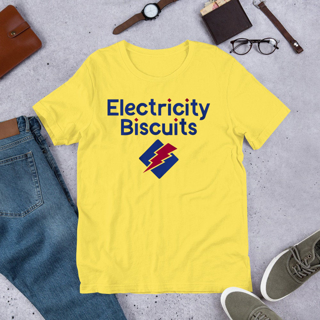 Electricity Biscuits Shirt