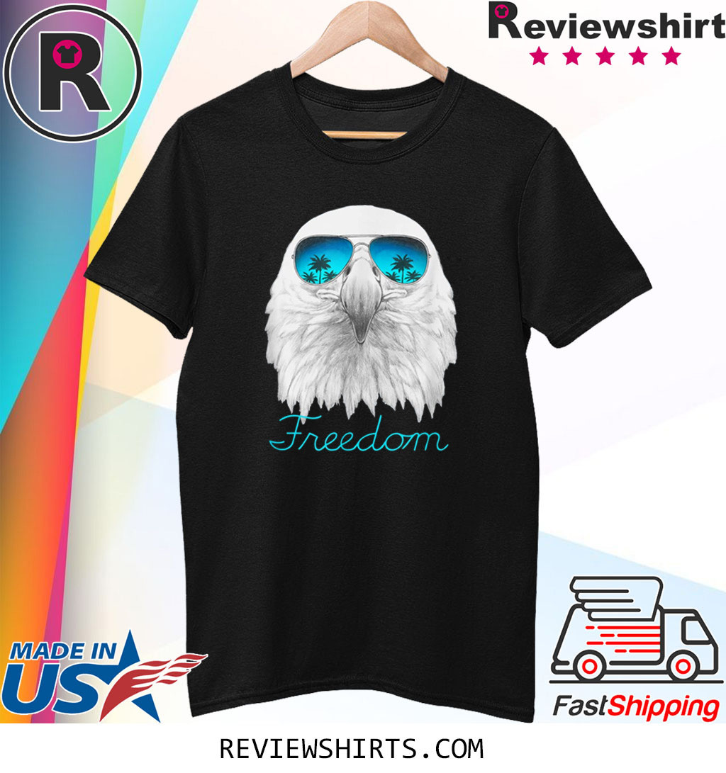 Freedom Eagle with Sunglasses Shirt