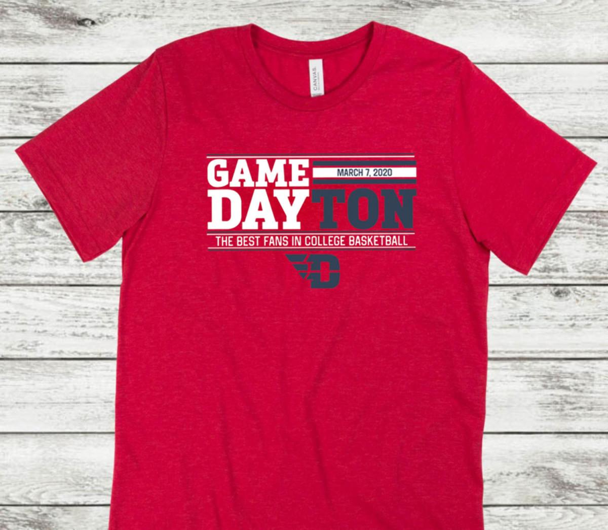 GAMEDAY DAYTON Shirt