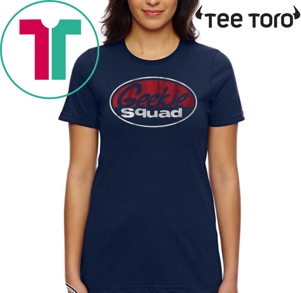 Geekie Squad 2020 T-Shirt