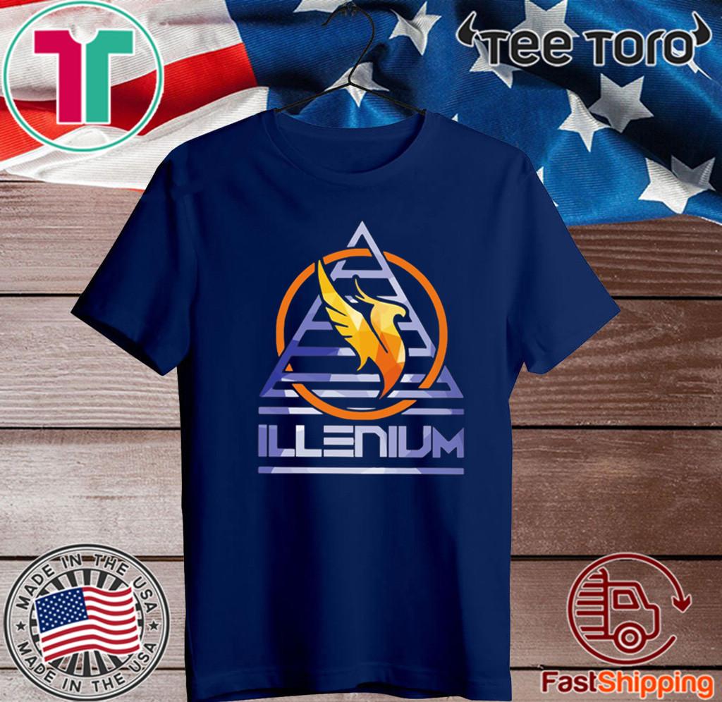 illenium merch Official T-Shirt