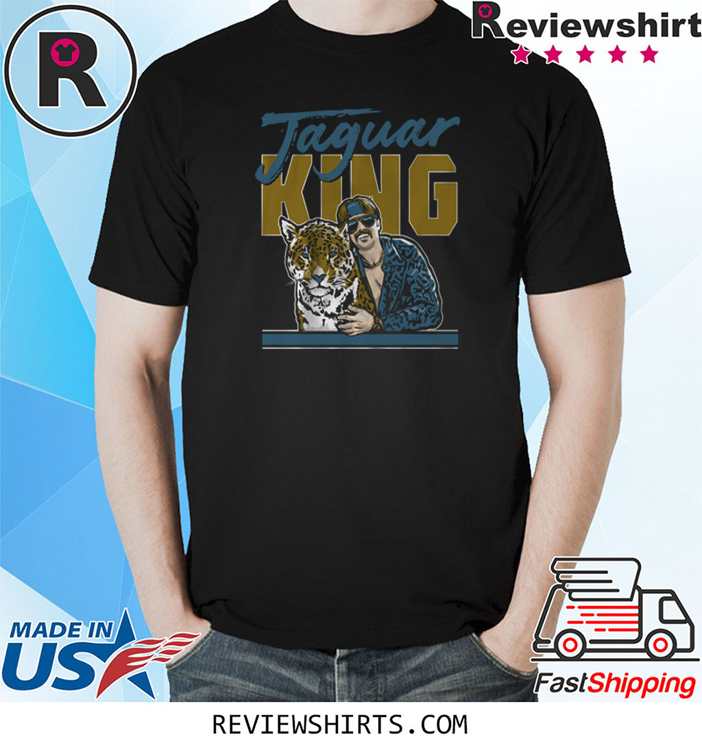 Jaguar King Shirt Jacksonville Gardner Minshew