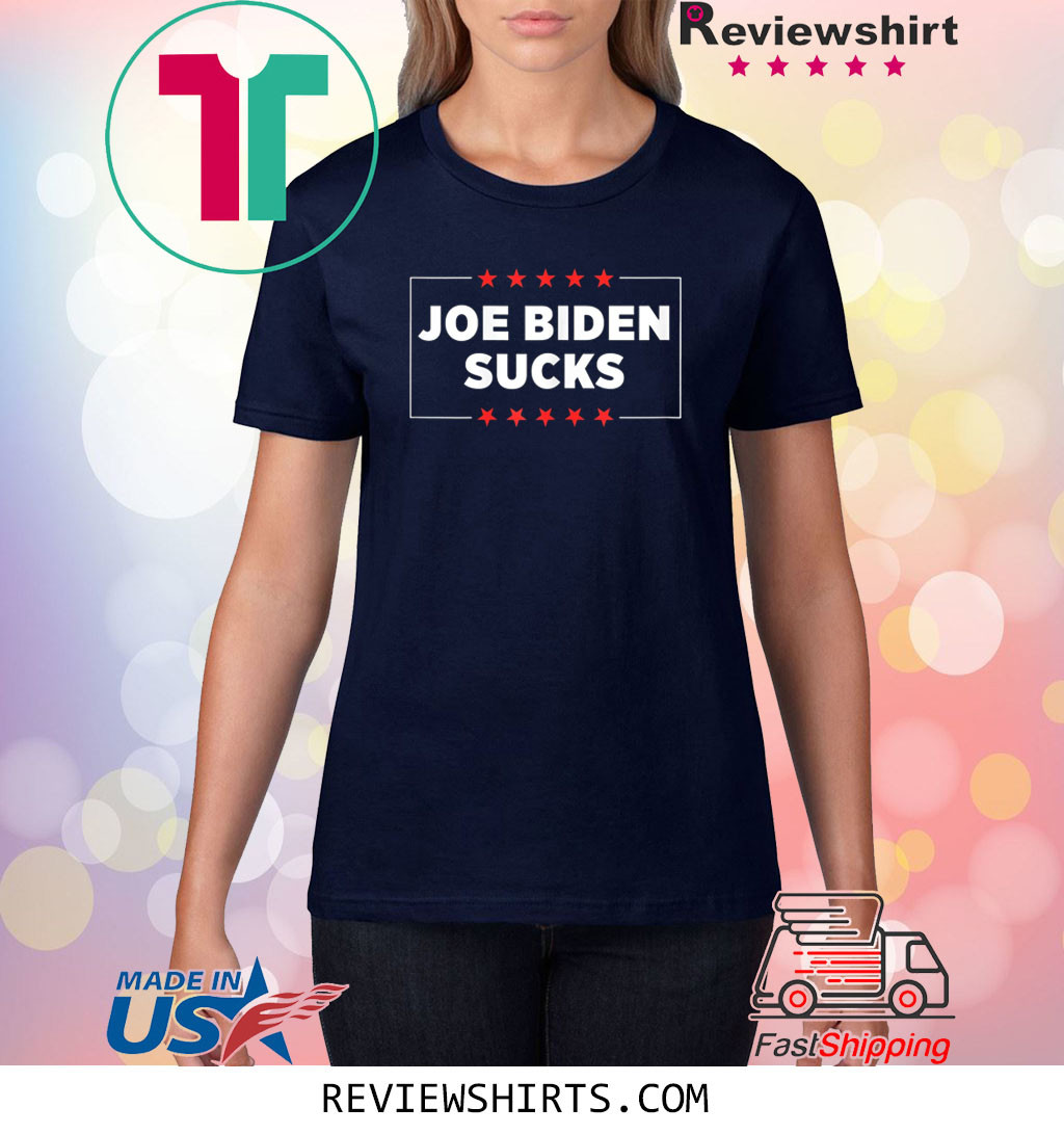 Joe Biden Sucks T-Shirt