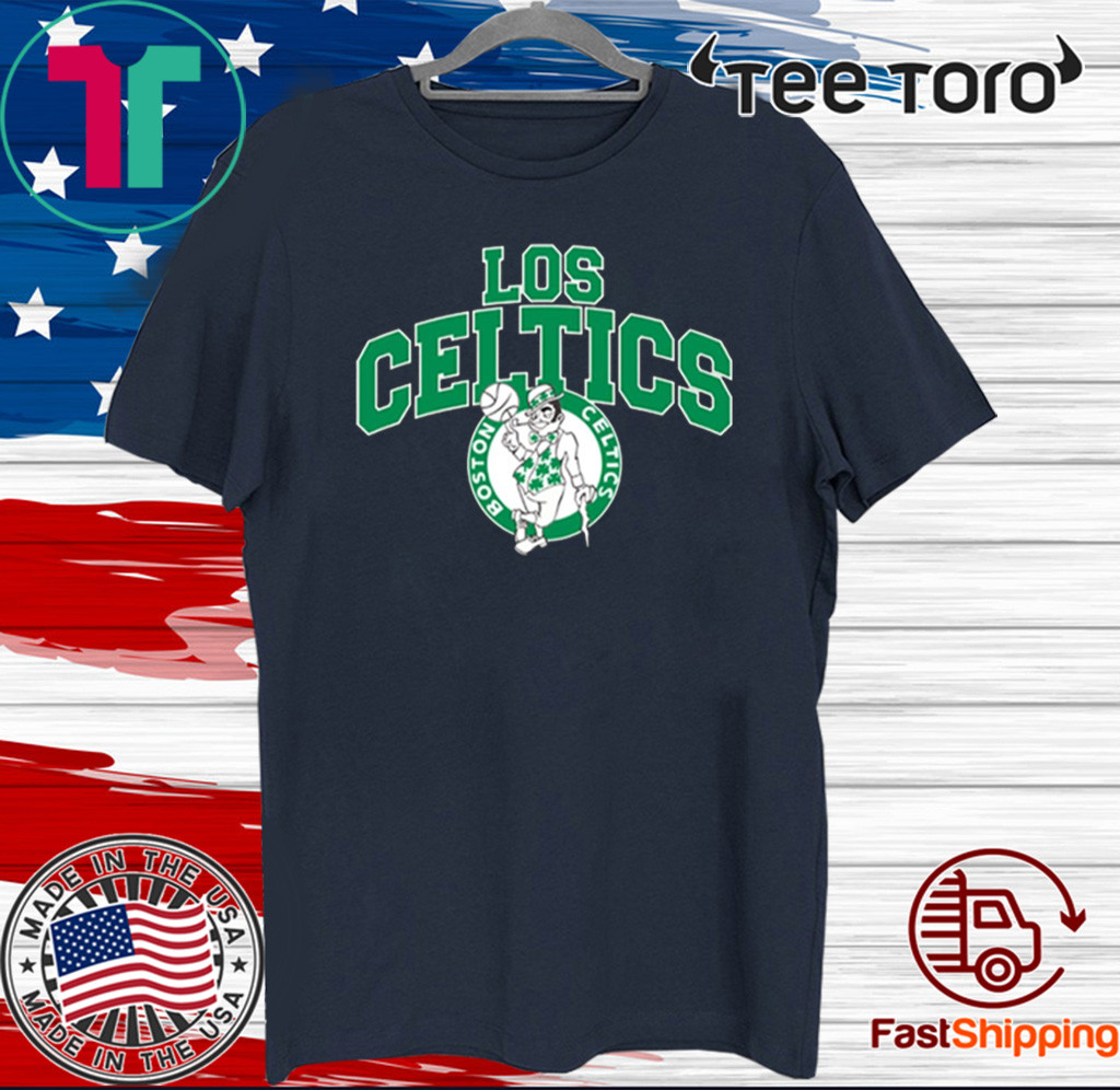 Los Celtics Boston Shirt