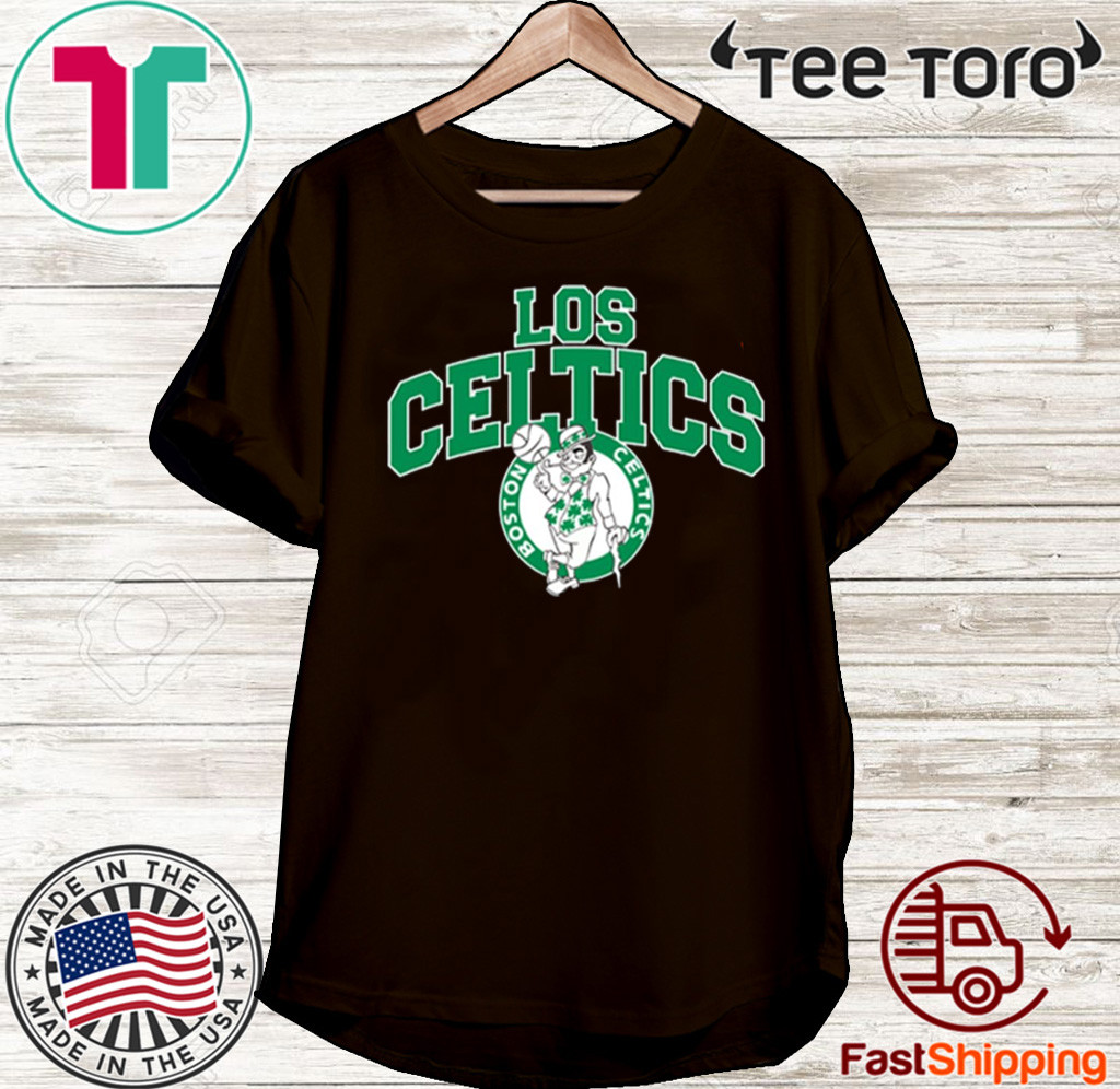 Los Celtics Boston Shirt