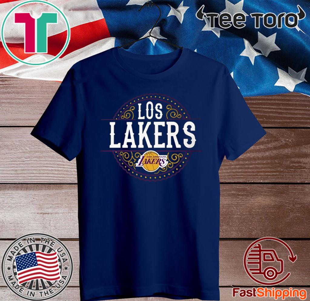 Los Lakers Shirt - Los Angeles Lakers 2020 T-Shirt
