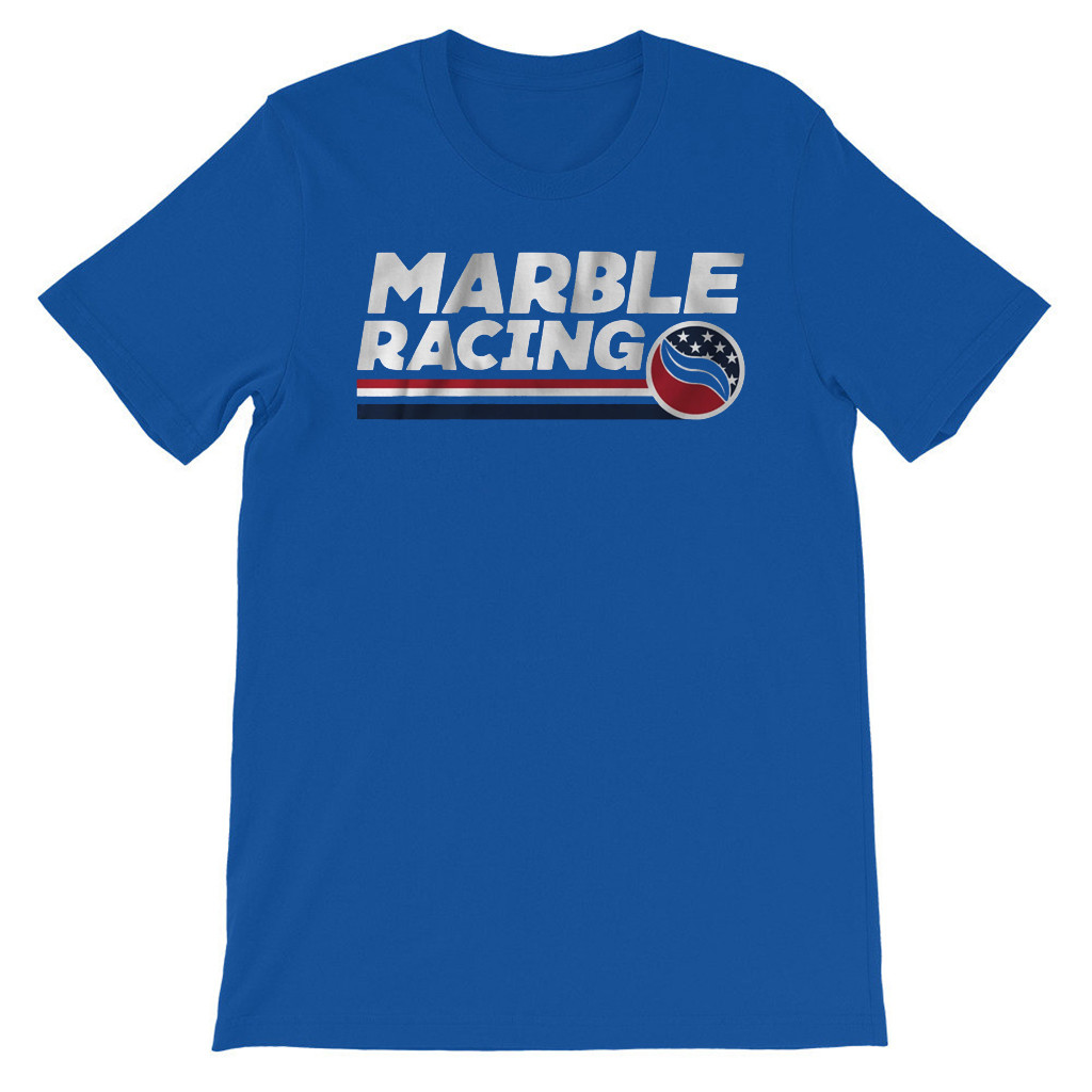 Marble Racing Shirts The Ocho Collection