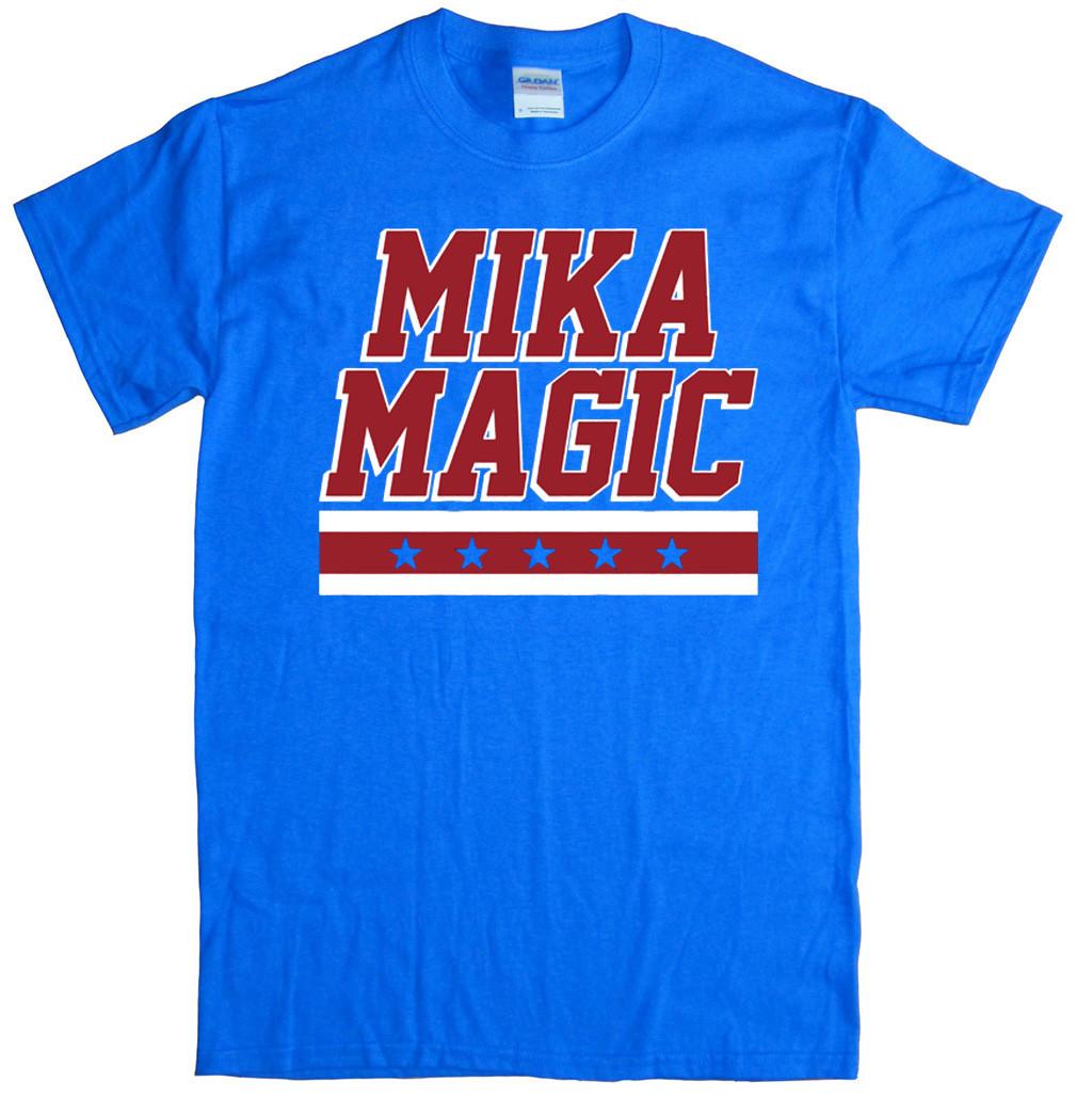 Mika Magic Shirt - New York Hockey