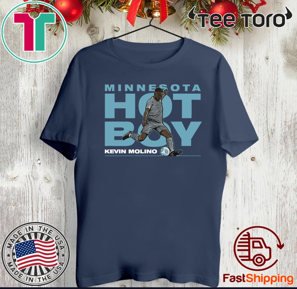 Minnesota 2020 Kevin Molino Hot Boy T-Shirt