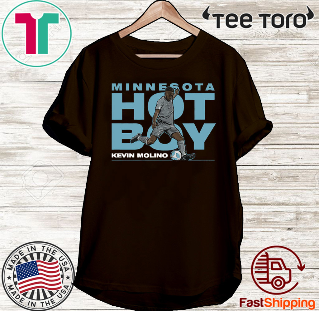Minnesota 2020 Kevin Molino Hot Boy T-Shirt