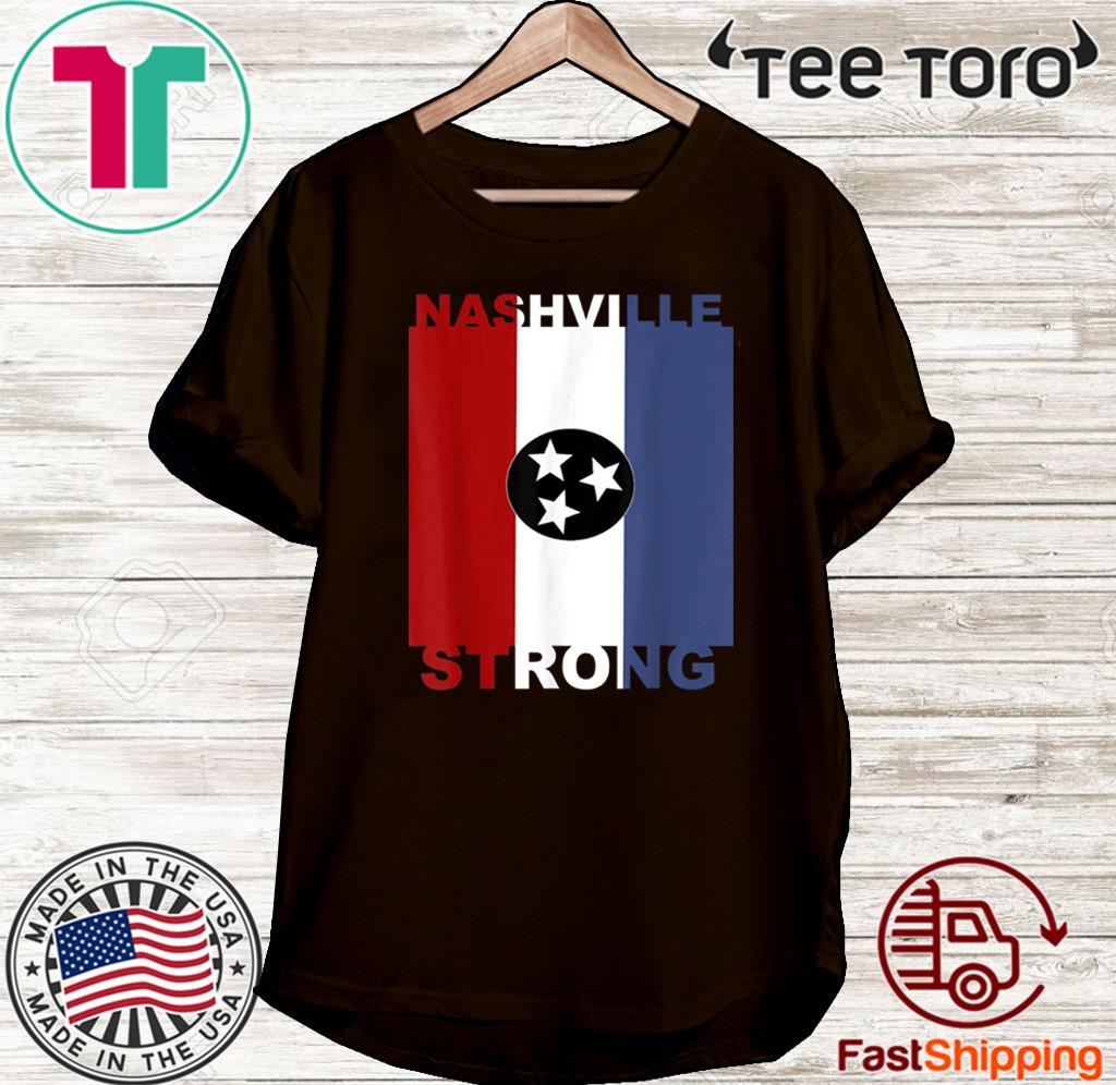 Nashville Strong Shirts