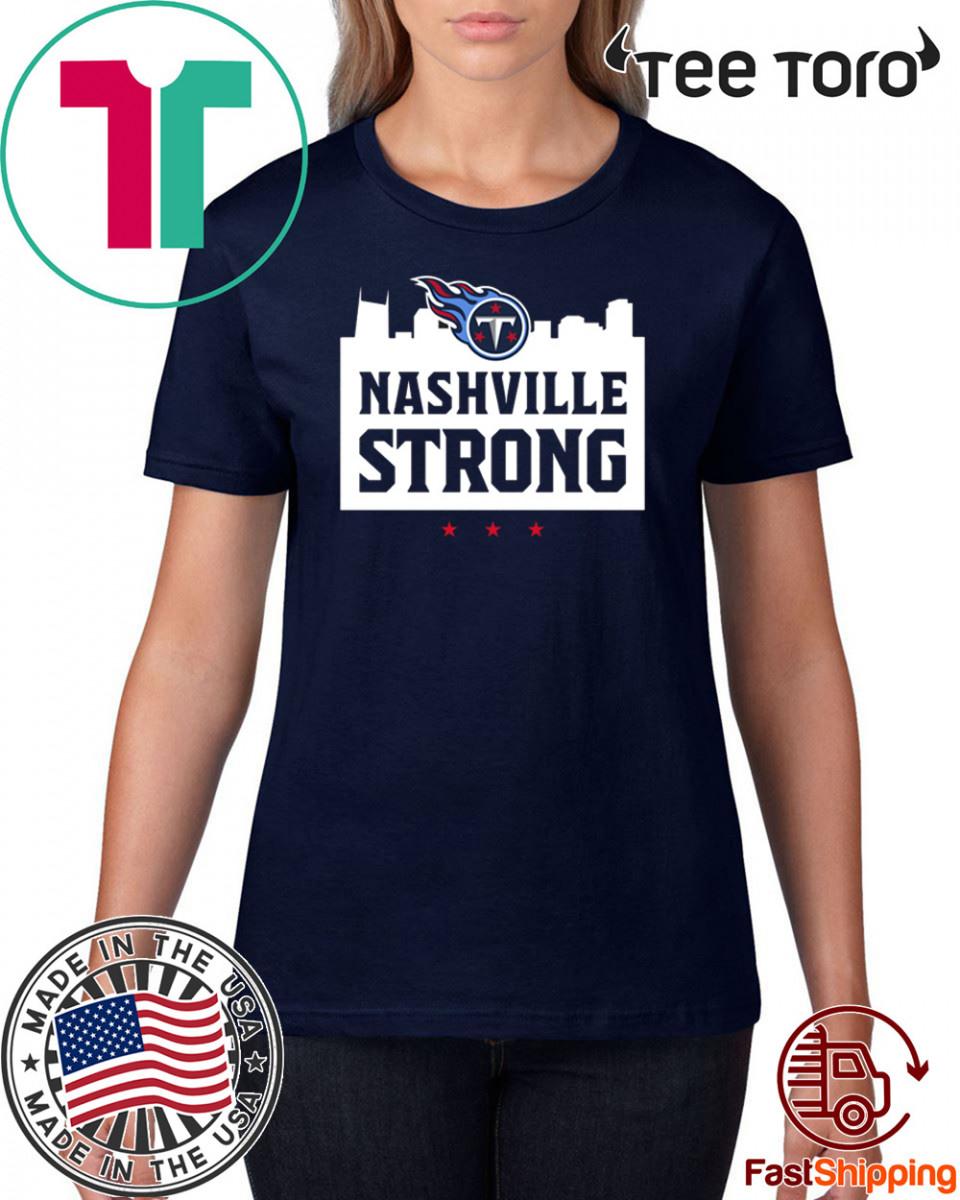 Nashville Strong Titans Shirt