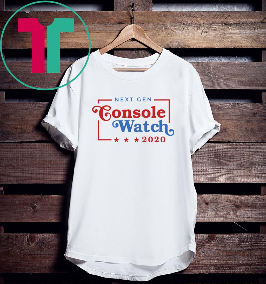 Next Gen Console Watch 2020 Shirt
