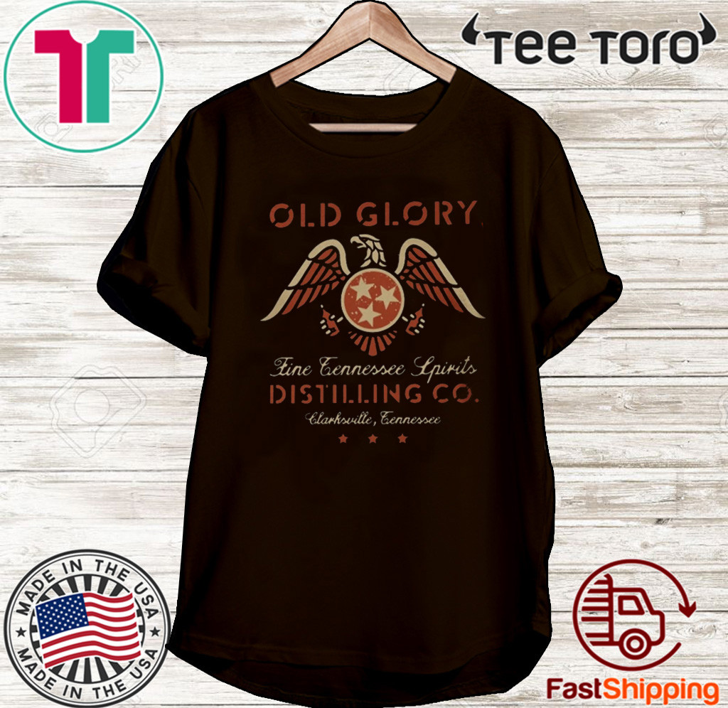 Old Glory Distillery Shirts Clarksville Tennessee
