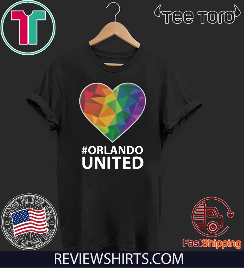 Orlando Shirt - Be Strong Orlando
