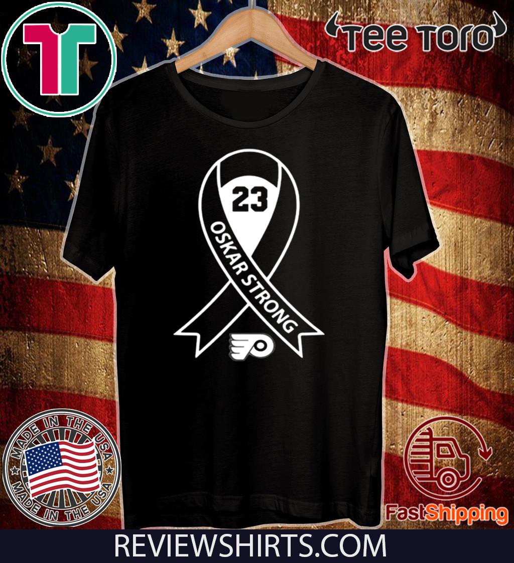 Oskar Strong Flyers Flyers' Oskar Strong 23 2020 T-Shirt