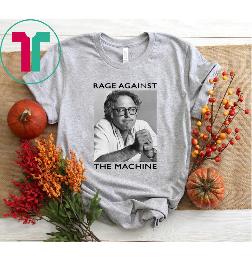 Rage Against The Machine Bernie Sanders 2020 T-Shirt