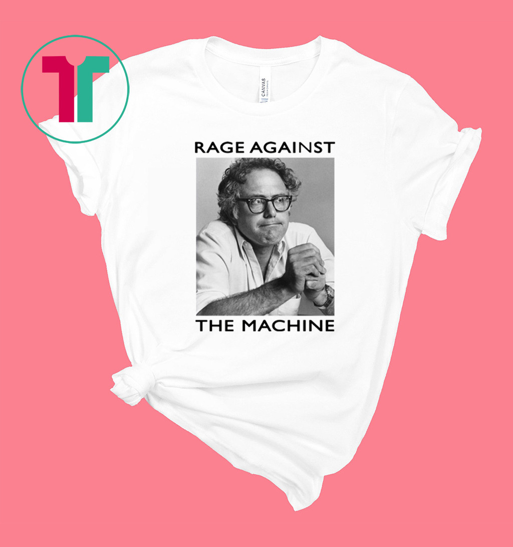 Rage Against The Machine Bernie Sanders 2020 T-Shirt