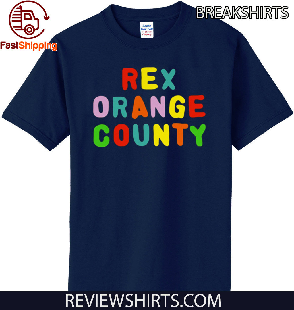 Rex Orange Cpunty 2020 T-Shirt